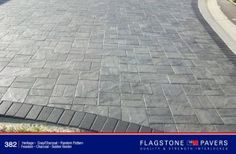 flagstone pavers tampa heritage gray charcoal - Pavers Tampa | Award Winning Brick Pavers Tampa FL