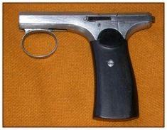 Карманный пистолет Brun Latrige