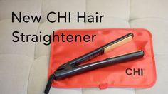 New Chi Hair Straightener