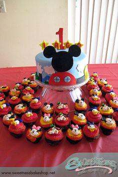 Mickey Mouse Clubhouse | Created for Iago's 1st Birthday, in… | Flickr