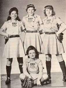 All-American Girls Baseball 1940's                                                                                                                                                      More