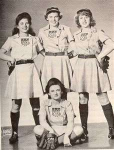 All-American Girls Baseball - 1940s