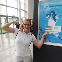 Fibion at FIBO 2016 - the Global Fitness Expo - in Cologne, Germany. Catch Juuli to ask more about Fibion and our Professional Activity Analysis. Cologne Germany, Certified Personal Trainer, Physical Activities, Weight Loss, Fitness, People, Blog, Losing Weight, Blogging