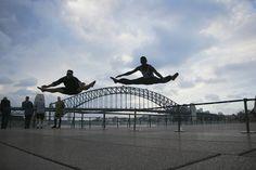 #sydneyharbourbridge by marcus_jeffes http://ift.tt/1NRMbNv