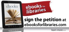 Help make ebooks easier to get from any library.