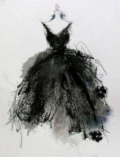 "Saatchi Art Artist Andrea Stajan-Ferkul; Painting, ""The Dressing Room 5"" #art"