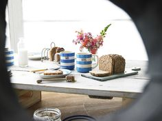 His and Her cornishware