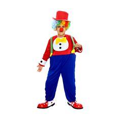 Disfraz de Payaso Chistera Roja #disfraces #carnaval