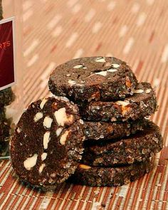Get five times the chocolate with this rich recipe that's equal parts truffle and cookie.