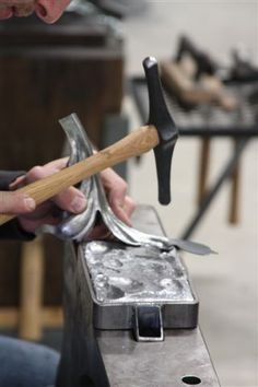 french+repousse+tools | He has been offering classes in the technique he learned and they have ...