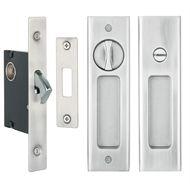 Delf Square Edge Sliding Door Privacy Set