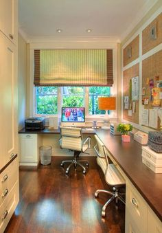Cool Home Office Decors - Home Interior Design Ideas, Home Decorating Ideas