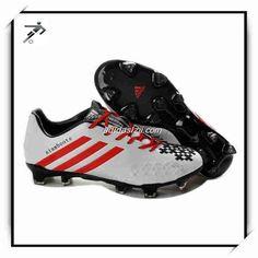the latest 09846 8728d Adidas Predator LZ 2 SL FG David Beckham USA Black White