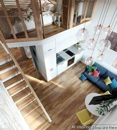 Adorable 62 Nice Loft Bedroom Design and Decor Ideas https://lovelyving.com/2017/11/14/62-nice-loft-bedroom-design-decor-ideas/