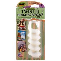Twist-It Mosquito Repeller Review - The Mommy Nest