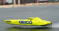 Mystic Powerboat C5000 R Race