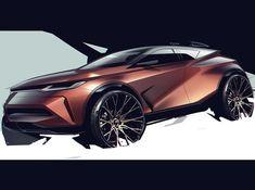 Car Design Sketch, Car Sketch, Photoshop Rendering, Automotive Design, Auto Design, Luxury Suv, Cool Sketches, Transportation Design, Future Car