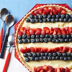 4th of july desserts no bake
