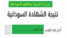 معرفة نتيجة شهادة الاساس برقم الجلوس 2021 ولاية الخرطوم موقع وزارة التربية والتعليم السودانية