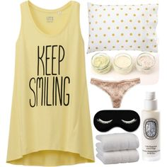 """goodnight beautiful"" by mermaidmars on Polyvore"