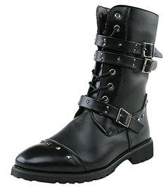 Ace Men's Flat High-top Punk Boot Martin Boots Winter Boo... https://www.amazon.com/dp/B00P7FI53W/ref=cm_sw_r_pi_dp_6vCDxb6NBGSW1