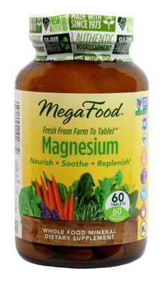 MegaFood Multi for Women 55 A Balanced Whole Food Multivitamin 60 Tablets -- Check this awesome product by going to the link at the image. (This is an affiliate link) Whole Food Multivitamin, Multivitamin Mineral, Multivitamin Supplements, Organic Supplements, Natural Multivitamin, Multivitamin Tablets, Magnesium Supplements, Nutritional Supplements, Prenatal Vitamins