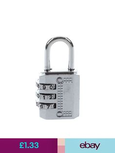 Luggage Locks #ebay #Home, Furniture & DIY