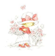 Annabel Spenceley - 59534 Girl With Flowers004.jpg
