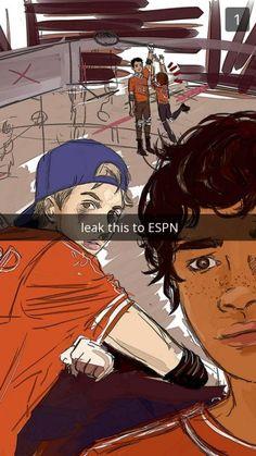 leak this to ESPN