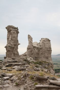 Scott's Bluff National Monument in Nebraska