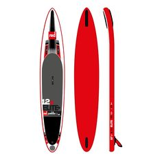 """If you're getting serious about the 12'6"""" racing class, you'll need a super-fast board that's been developed to compete against the best – and win. That board is the 2016 Red Paddle Co 12'6"""" Elite, the fastest board in its class.  The secret behind its speed is in the details. It utilises Red Paddle Co'spatented RSS system, which stiffens the board so there's no flex, a common flaw in inflatable race boards. It's also 5.90"""", which raises the board out of the water, reducing drag, and it…"""