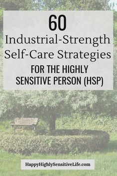 As a Highly Sensitive Person (HSP) who is overwhelmed by chaos, I need an industrial-strength two-phase self-care plan like this. Here are 60 strategies for rebounding from stress. Highly Sensitive Person Book, Sensitive People, Happy Wife Quotes, Hope Quotes, Smile Quotes, Quotes Quotes, Best Friend Quotes Meaningful, Meaningful Sayings, Empath Abilities