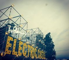 Electric Castle Music Festival in Bontida, Romania - Banffy Castle - #Cluj