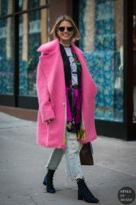 STYLE DU MONDE / New York Fashion Week Fall 2017 Street Style: Helena Bordon  #Fashion, #FashionBlog, #FashionBlogger, #Ootd, #OutfitOfTheDay, #StreetStyle, #Style