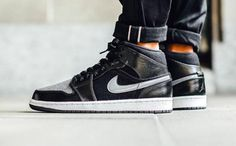 Woolen Materials Cover This Air Jordan 1