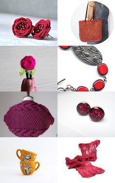 Red Gift Guide