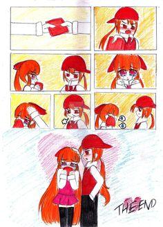 Blossom and Brick comic 4 by Hinako29