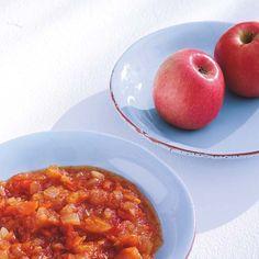 Æblechutney med karry