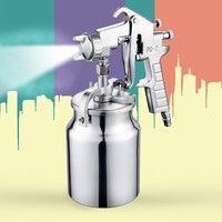 Item specifics Supplies:Paint & Decorating Application:Paint Spray Gun Model  Number :PQ-2 Volume:10