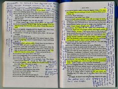 "studyforhigher: "" Some of my favourite annotations so far from The Crucible by Arthur Miller for my Higher English """