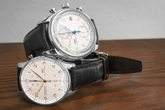 A Week On The Wrist: The IWC Portuguese Chronograph Classic — HODINKEE