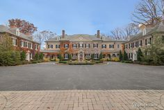 Historic mansion built in 1931, Lake Bluff, Illinois - 29,475 sq. ft. with 8000 sq. ft. guest house...