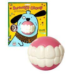 Humunga Chomp Dog Toy by Moody Pet