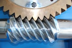 Hourglass Worm Gear