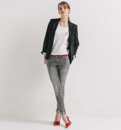 Veste de tailleur Femme noir - Promod