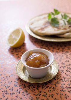 Chutney de mangues, la recette d'Ôdélices : retrouvez les ingrédients, la préparation, des recettes similaires et des photos qui donnent envie !