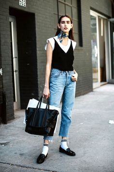 A Modern Take On the '90s Layered Cami Look