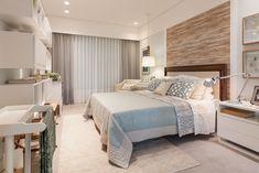 Quarto Hampton Style - Creato Arquitetura e Interiores para mostra Quartos Etc. Vitória 2016.