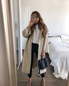 Winter Fashion Outfits, Fall Winter Outfits, Work Fashion, Autumn Winter Fashion, Cold Spring Outfit, Classy Fashion, Petite Fashion, French Fashion, Modest Fashion
