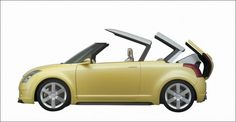 Suzuki Swift Cabriolet
